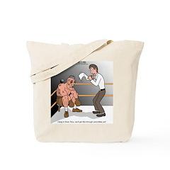 Committee Struggles Tote Bag