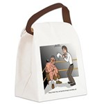 Committee Struggles Canvas Lunch Bag