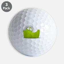 Office Tape Dispenser Golf Ball