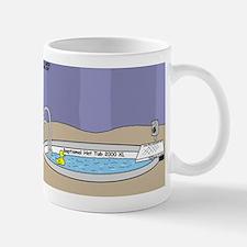 Baptismal Hot Tub Mug