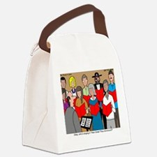 How Great Thou Arrt! Canvas Lunch Bag