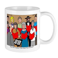 How Great Thou Arrt! Mug