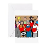 How Great Thou Arrt! Greeting Card