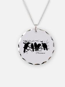 Nevermore Ravens Necklace
