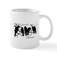 Nevermore Ravens Mug