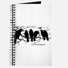 Nevermore Ravens Journal