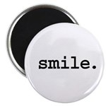 smile. Magnet