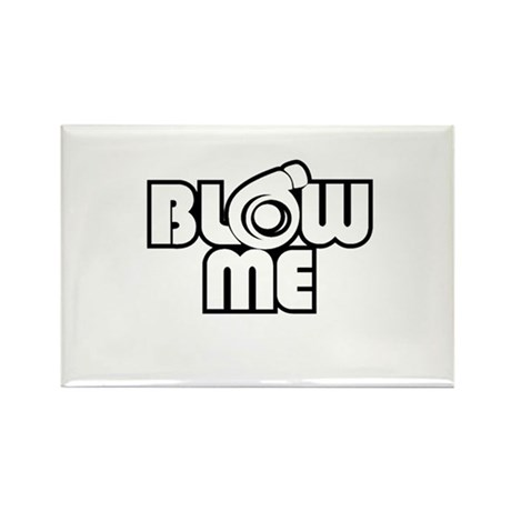blow me turbo Magnets