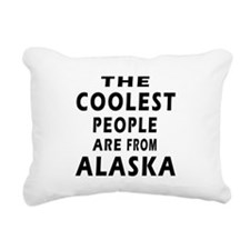 The Coolest People Are From Alaska Rectangular Can