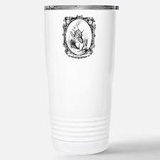 The White Rabbit Travel Mug