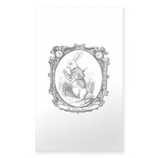 The White Rabbit Decal