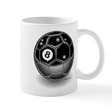 Soccer 8 Ball Mug