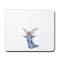Someone in Heaven watches over me Mousepad