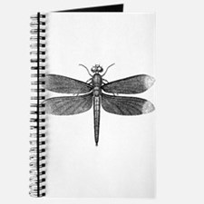 Vintage Dragonfly Journal
