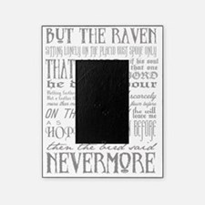 Raven Nevermore Picture Frame