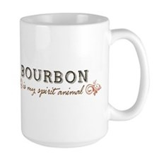 Bourbon Is My Spirit Animal Mugs
