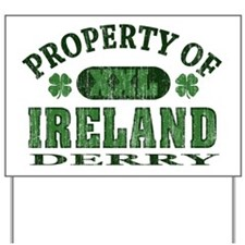 property_derry Yard Sign