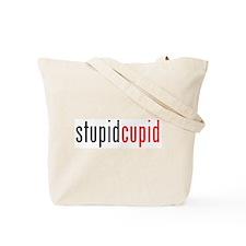Estupido Cupido Tote Bag