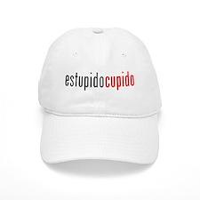 Estupido Cupido Baseball Cap
