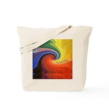 Diversity square1 Tote Bag