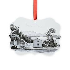 Parga Island Ornament