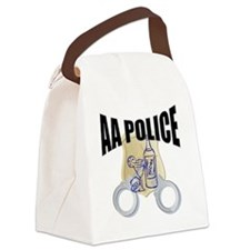 aa-police Canvas Lunch Bag
