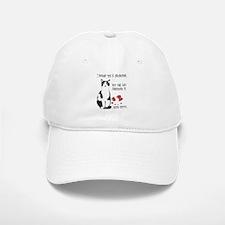 Heart Shredder Kitty Baseball Baseball Cap
