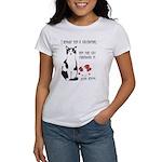 Heart Shredder Kitty Women's T-Shirt