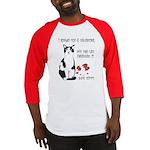 Heart Shredder Kitty (2-Sided) Baseball Jersey