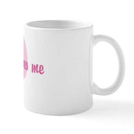 """""""Alejandro Loves Me"""" Mug"""