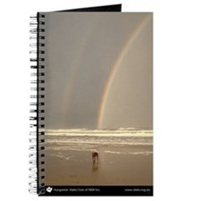 Hungarian Vizsla Journal (Rainbow)