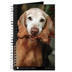 Hungarian Vizsla Journal (Biscuit)
