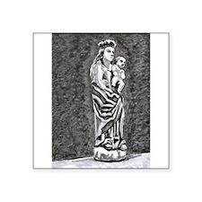 Madonna and Child Sticker