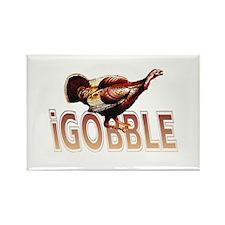 iGOBBLE Rectangle Magnet