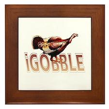 iGOBBLE Framed Tile
