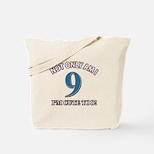 10 year old birthday designs Tote Bag