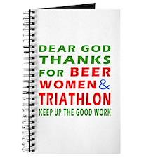 Beer Women and Triathlon Journal