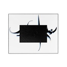 jade-one-2011-black-on-blue.gif Picture Frame