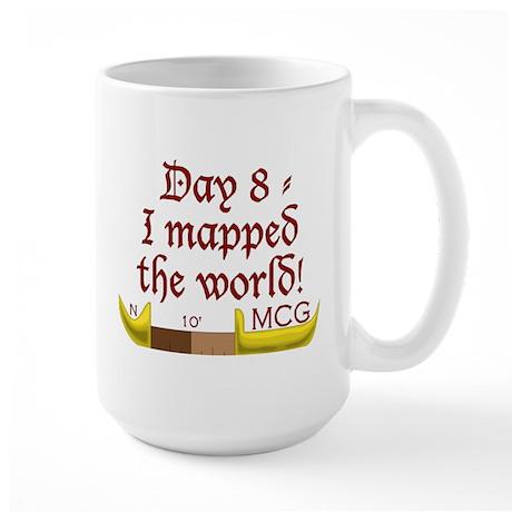 Day 8 Mug