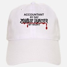 Zombie Hunter - Accountant Baseball Baseball Cap