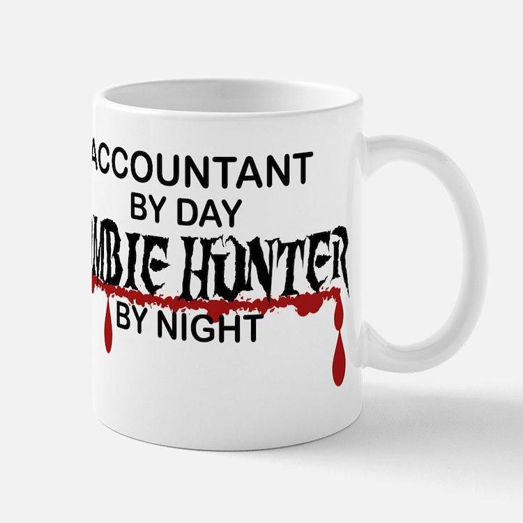 Zombie Hunter - Accountant Mug