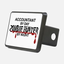 Zombie Hunter - Accountant Hitch Cover