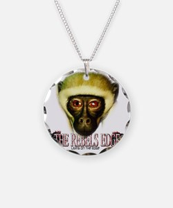 Rebels Edge Wild Animal Bad  Necklace