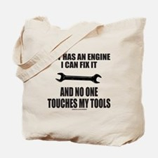 IF IT HAS AN ENGINE Tote Bag