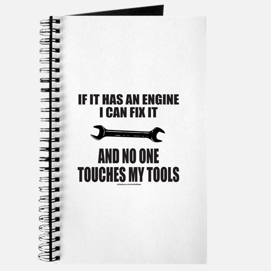 IF IT HAS AN ENGINE Journal