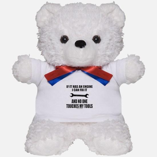 IF IT HAS AN ENGINE Teddy Bear