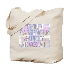 Child Passenger Safety Techni Tote Bag