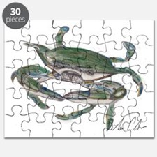 crab  colored Puzzle