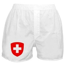switzerlandFRw Boxer Shorts