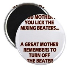 2-GREATMOMBEATERS.LIGHT Magnet